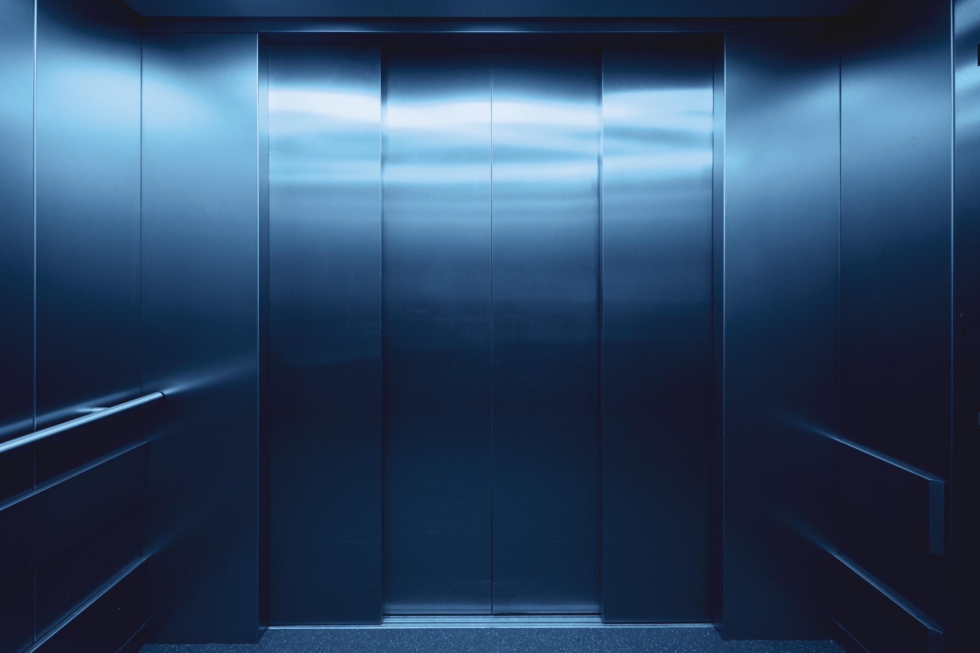 Optidrive Elevator provides comfortable patient transit