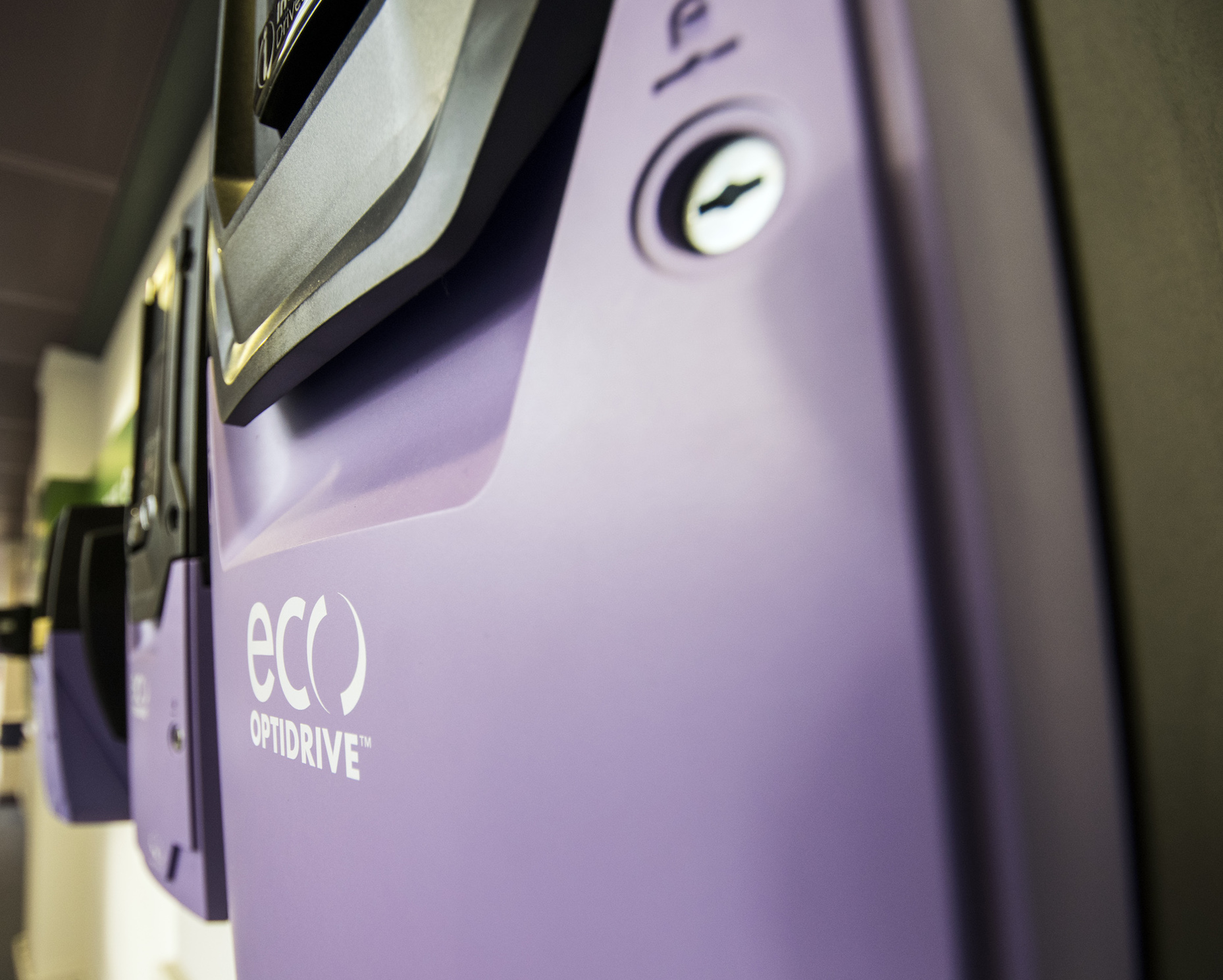 Optidrive Eco boosts leading pump distributor