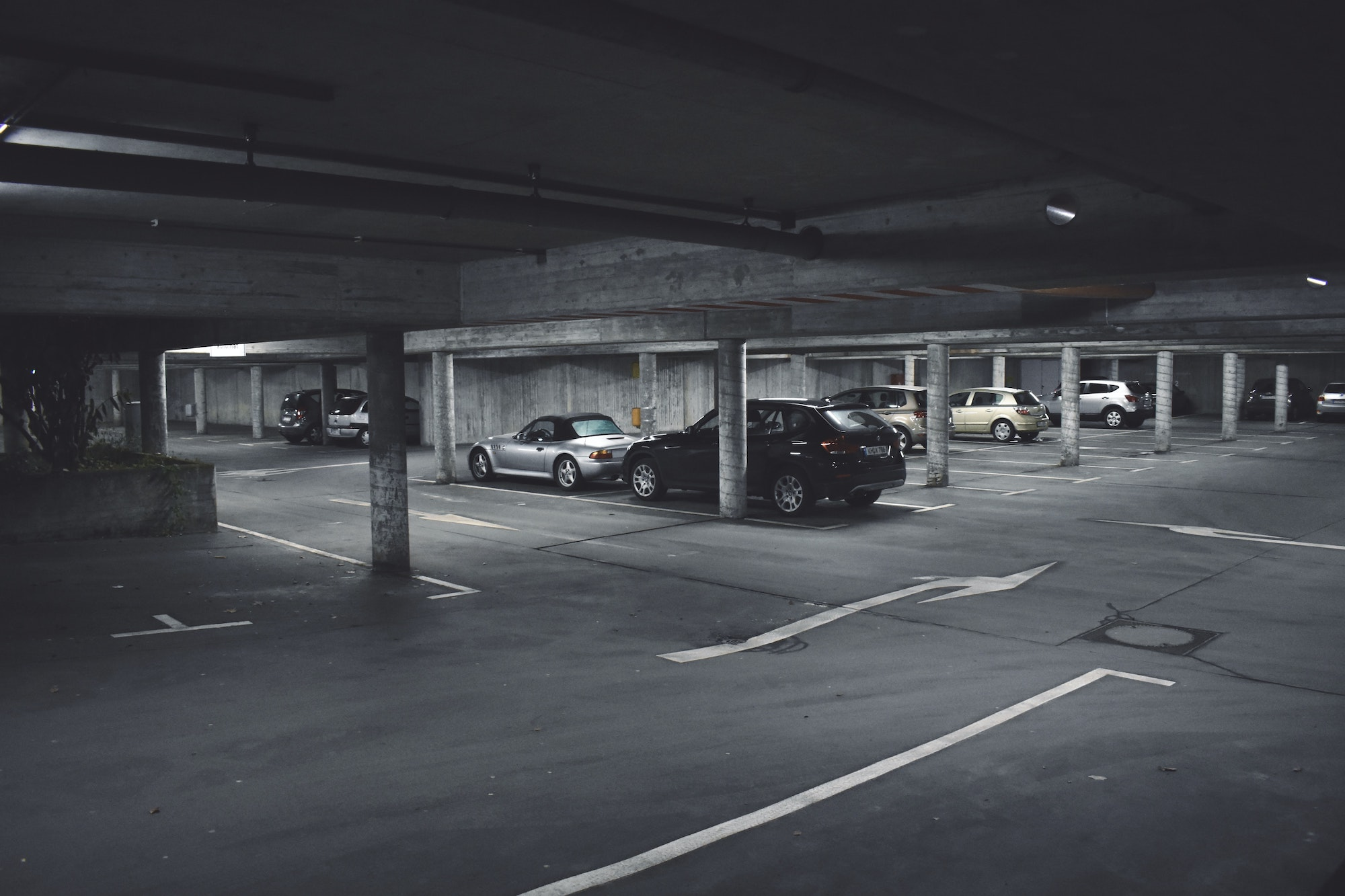 Invertek Drive's revolution in car park ventilation