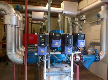 MoD invests in Invertek for energy efficiency drive