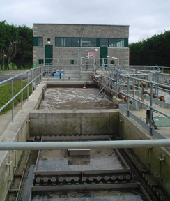 Efficient solutions for sewage treatment
