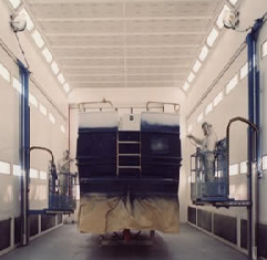 Optidrive takes control of ventilation in painting lines