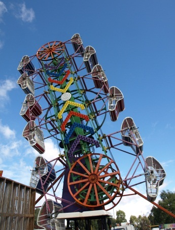 All the Fun of the Fair – powered by Invertek Drives